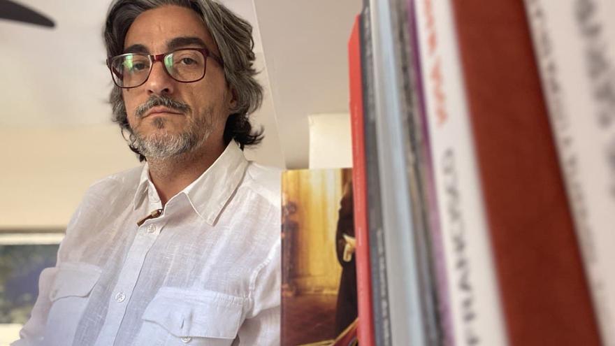Jesús Bastante, autor de 'Santiago en el fin del mundo'