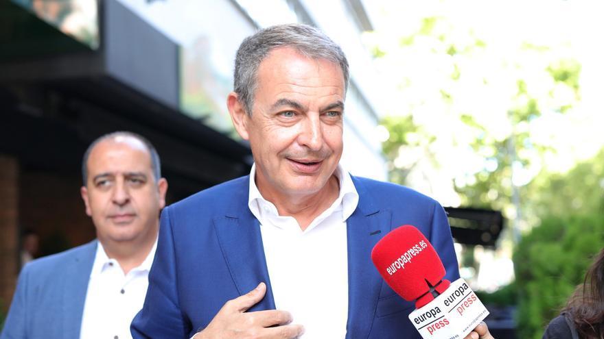"""Zapatero, sobre el acuerdo entre PSOE y Unidas Podemos: """"Deseaba que se produjera"""""""
