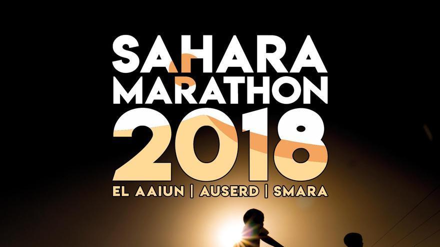 Sahara Marathon.