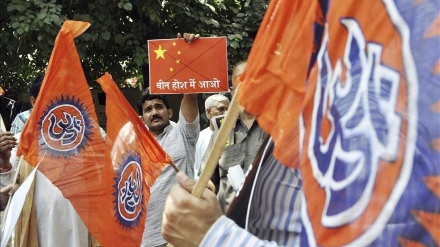 Las tropas chinas se retiran del territorio indio tras 20 días de tensión