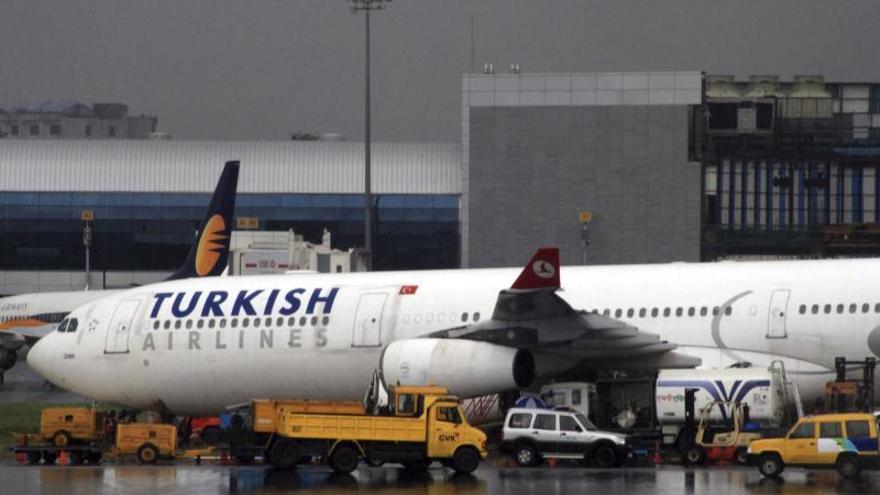 Un teléfono sin dueño obliga al aterrizaje forzoso de un avión turco en Marruecos