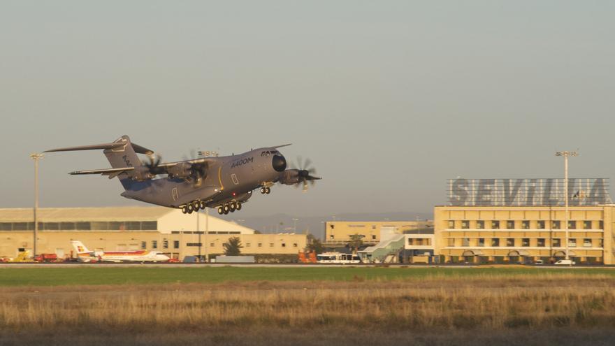 Airbus asegura que ningún paquete de trabajo actualmente subcontratado va a ir fuera de España