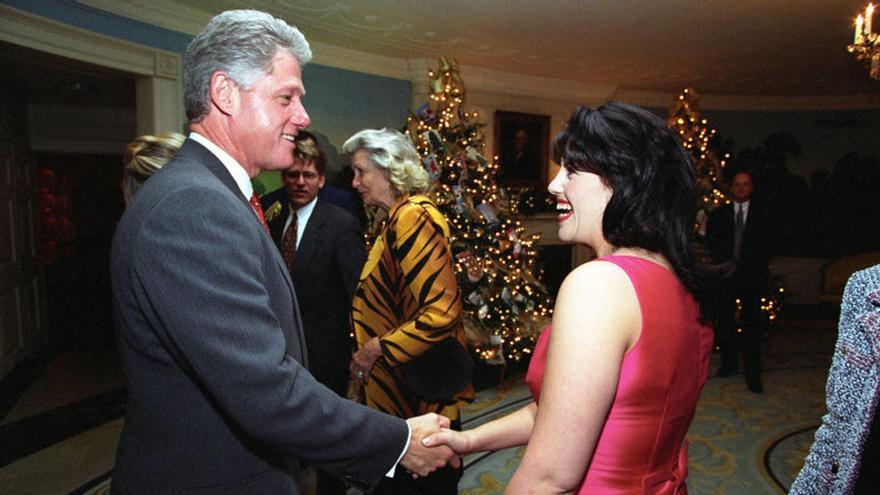El escándalo 'Monica Lewinsky' podría protagonizar lo nuevo de 'American Crime Story'