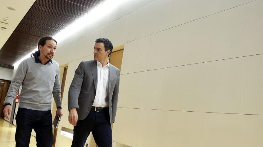 Podemos pondrá el foco en la corrupción en su nueva oferta de pacto al PSOE