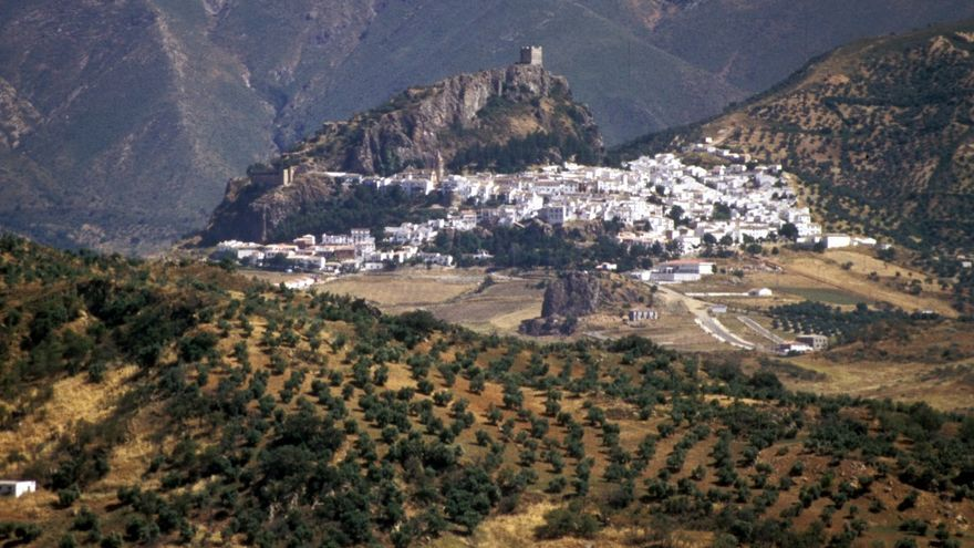 Archivo - Zahara de la Sierra