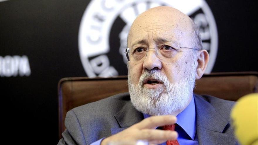 El presidente del CIS, José Felix Tezanos