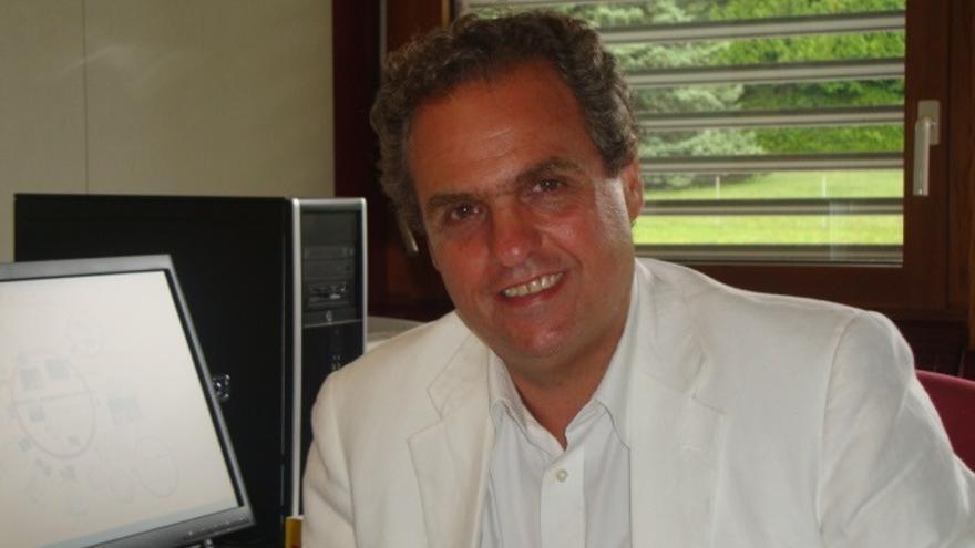 Reinaldo Oppertti de la Unesco.