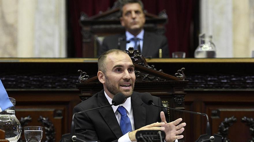 """""""Hablar de sostenibilidad fiscal no es un concepto de derecha"""", dijo el ministro de Economía, Martín Guzmán"""