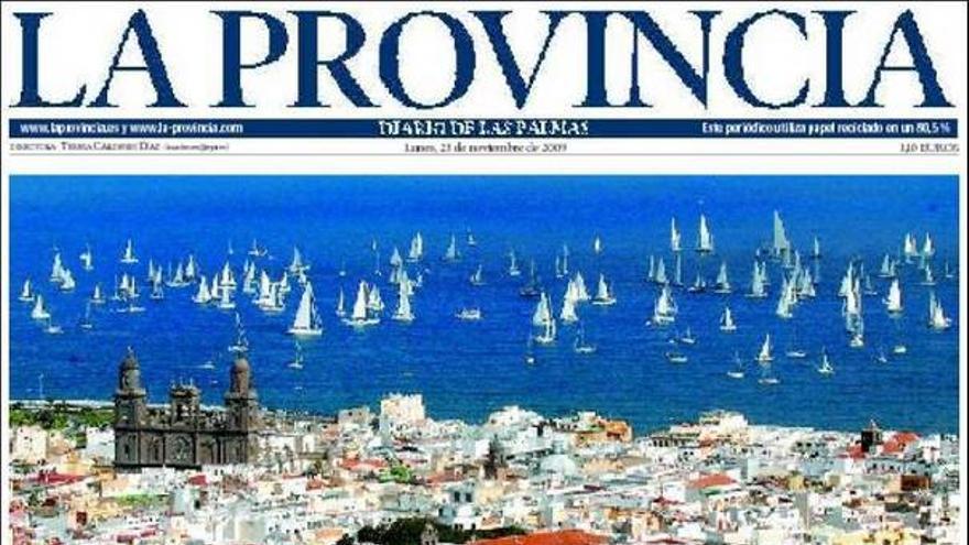 De las portadas del día (23/11/09) #3