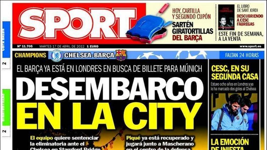 De las portadas del día (17/04/2012) #14