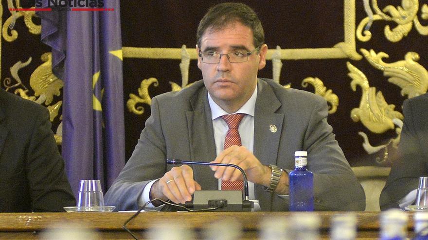 El presidente de la Diputación de Cuenca, Benjamín Priego / Foto: Las Noticias de Cuenca