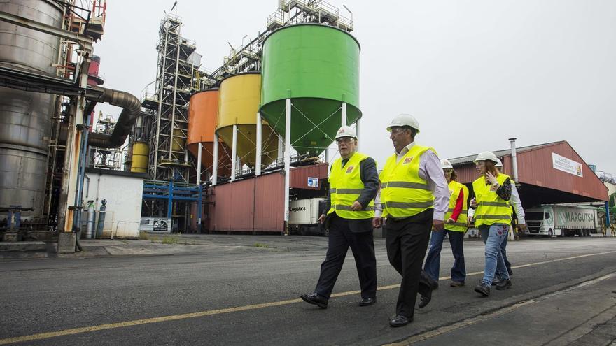 Birla Carbón invertirá este año 4 millones en mejoras de la producción y medioambientales