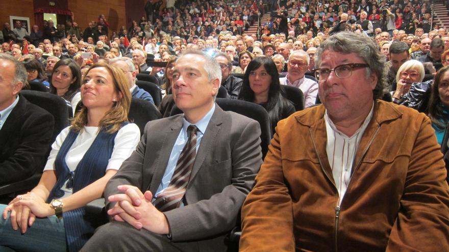 """El PSC apuesta por mantener a los críticos en la Ejecutiva pero les pide """"unidad de acción"""""""
