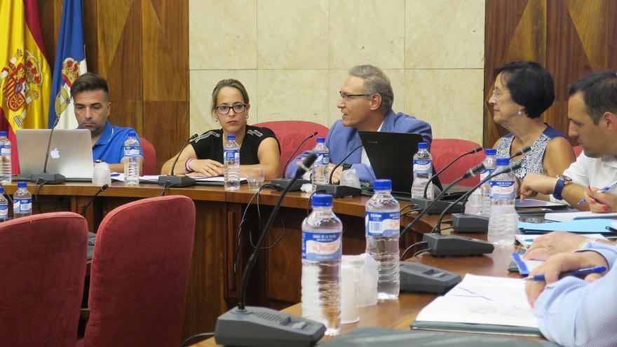 Presentación en el Cabildo de la Estrategia de Promoción de la Salud y Prevención.