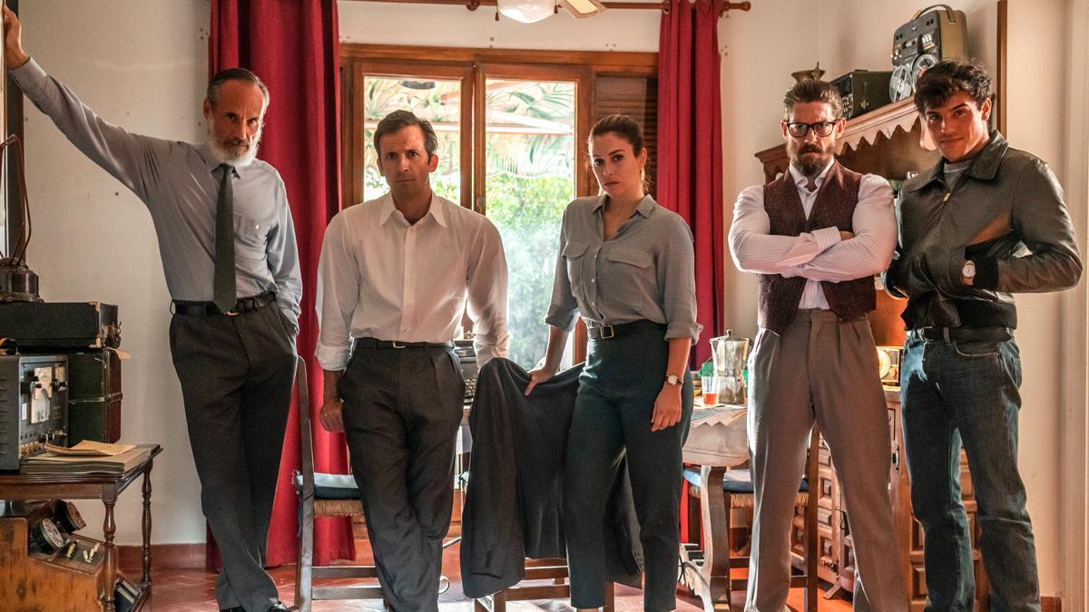 'Jaguar', la nueva serie de Netflix