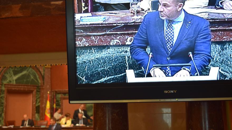 Miguel Cascales, Diputado PP Asamblea Murcia