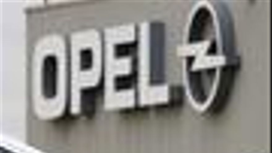 Fabrica de coches de Opel