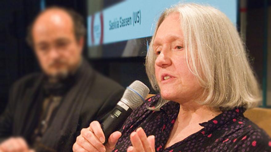 Saskia Sassen (Autor: adaptat de Joi - Wikimedia)