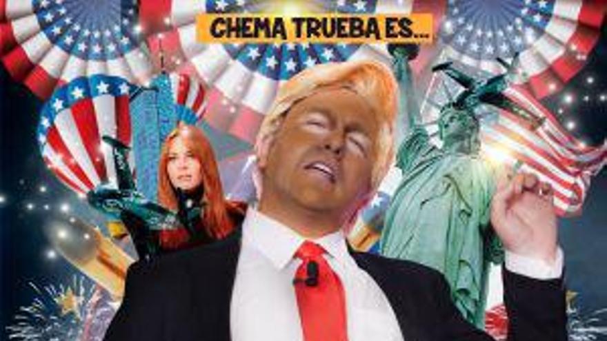 'Trump no es un presidente…es un show'