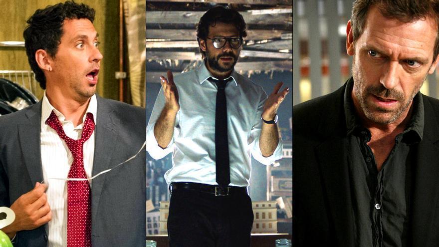 Los personajes que más interés despiertan entre los seriéfilos españoles