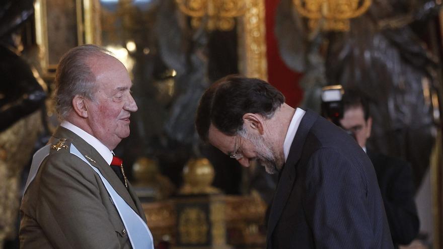 El rey heredó de su padre 375 millones de pesetas que depositó en una cuenta suiza