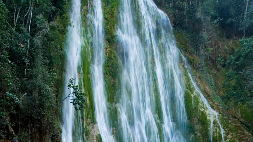 Cascada de El Salto del Limón (Samaná)