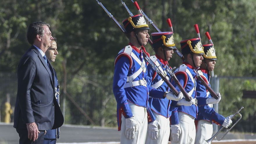 Bolsonaro cierra el círculo y ordena celebrar el golpe militar que inauguró la dictadura