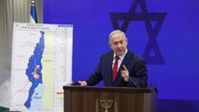 Netanyahu refuerza su política de hechos consumados con la anexión israelí de parte de Palestina