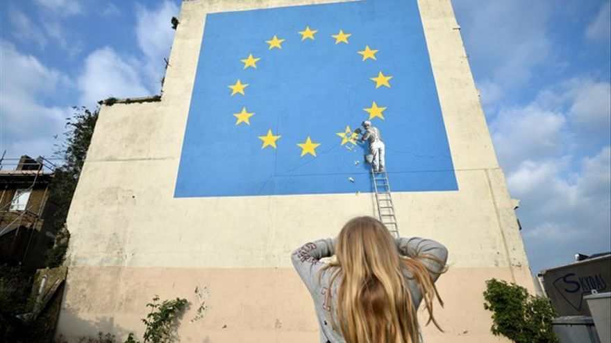 El Brexit de Banksy
