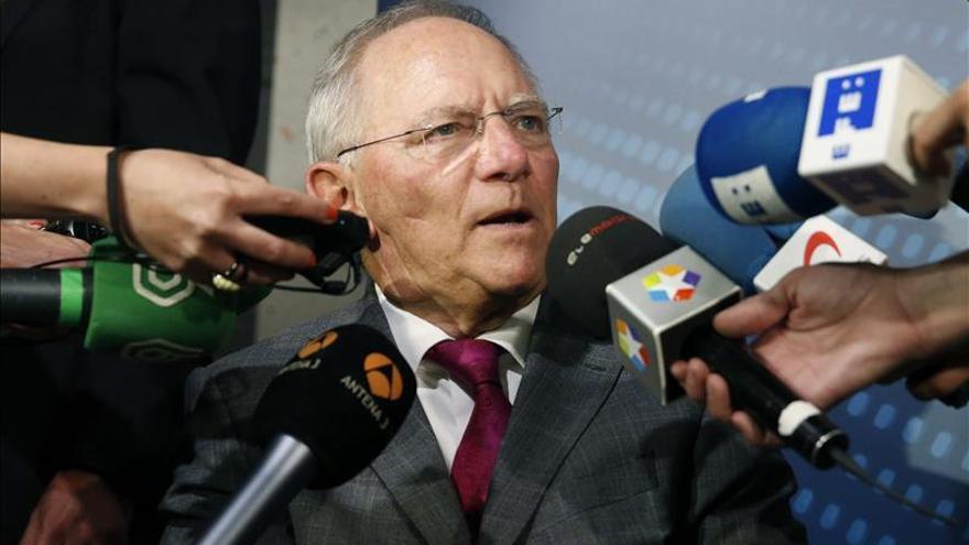 Schäuble dice que Atenas peca de optimismo sobre la inminencia de un acuerdo