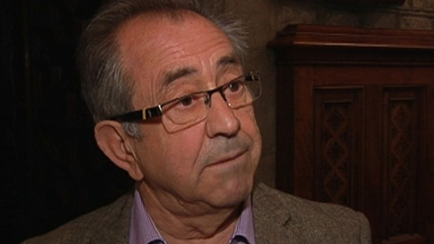 Manel Martínez, líder de la AV Sant Martí, mort als 73 anys