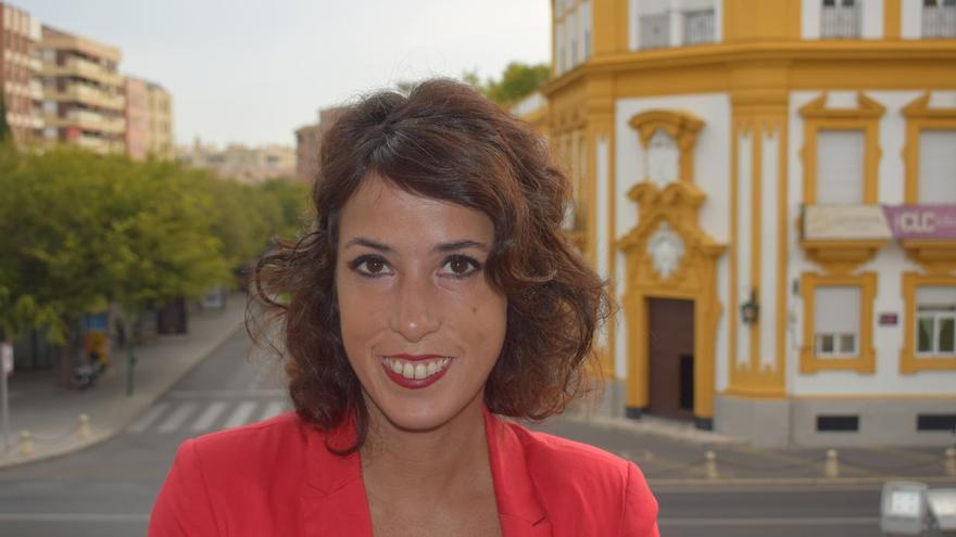 Martina Velarde.