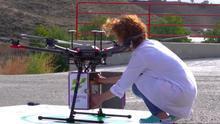 """Drones para llevar medicamentos a """"pueblos perdidos de Aragón"""""""