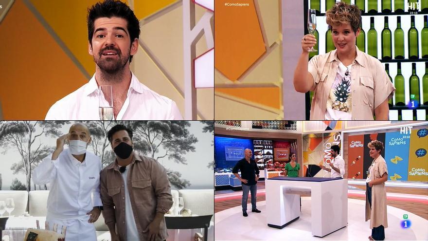 Miguel Ángel Muñoz en 'Como Sapiens'