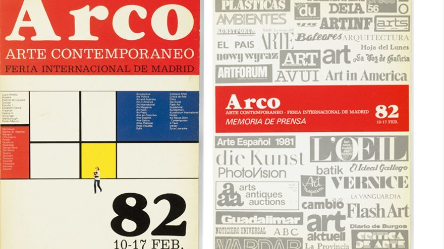 El primer cartel de nuestra gran feria de Arte contemporáneo