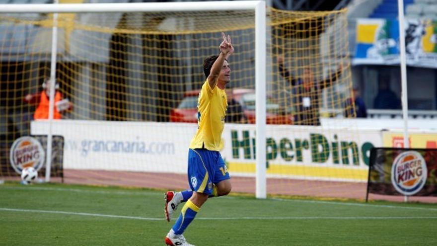 Del UD Las Palmas-Villarreal B #4