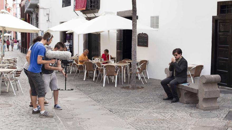 Imagen de archivo de 'La Palma Rueda' del Festivalito. Foto: Virginia Park/Festivalito.