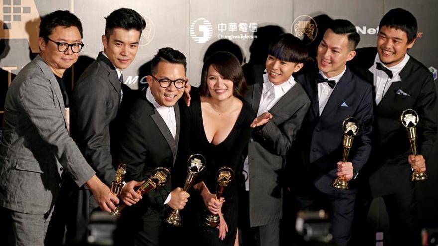 """Los Premios Melodía Dorada, los Grammy en chino, llenan Taiwán de """"glamour"""""""