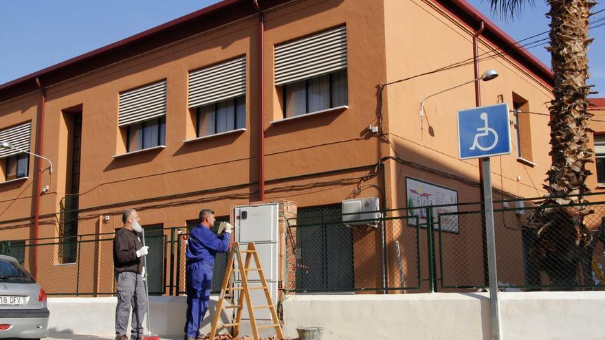 El Ayuntamiento de Santomera invierte 55.000 euros para mejorar los centros educativos