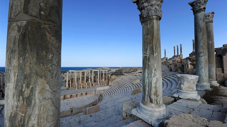 La Unesco considera en peligro los cinco sitios libios del Patrimonio Mundial