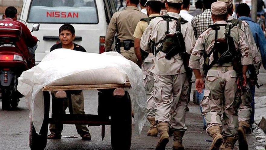 Mueren 18 yihadistas en combates con soldados kurdos en el norte de Irak