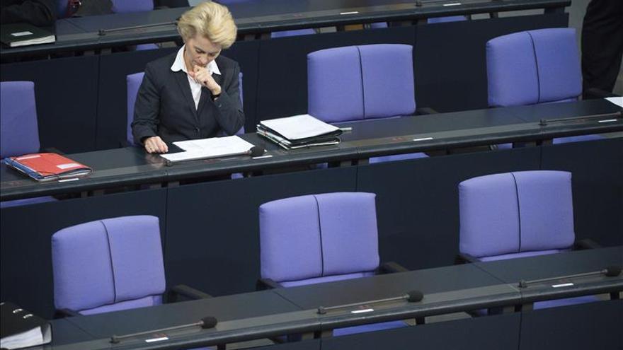 El Bundestag vota hoy aprobar una misión militar contra el EI en Siria
