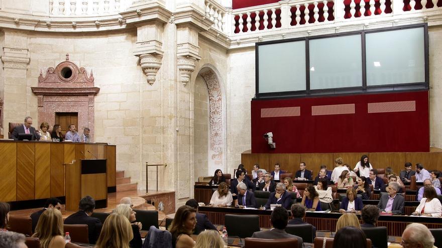 El Parlamento aborda este miércoles la Ley de Incompatibilidades de PP-A y la de Derechos de personas con discapacidad