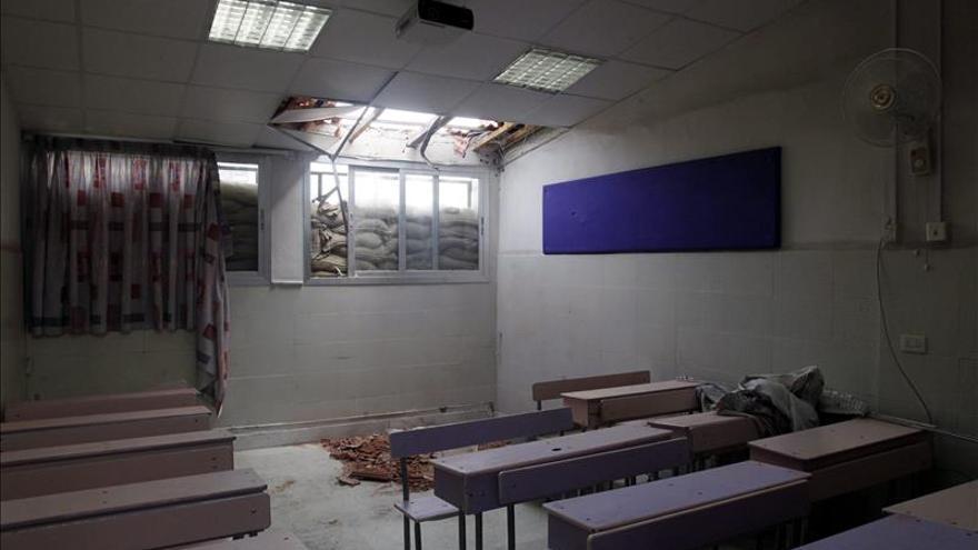 Una profesora muerta y 20 alumnos heridos en ataque contra una escuela siria