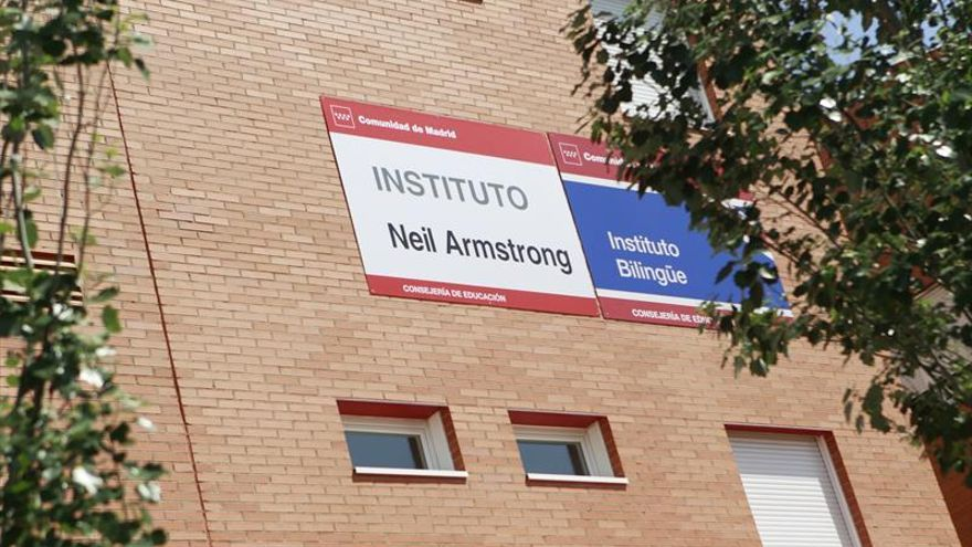 Atendidos leves unos 40 alumnos por un golpe de calor en un instituto de Madrid