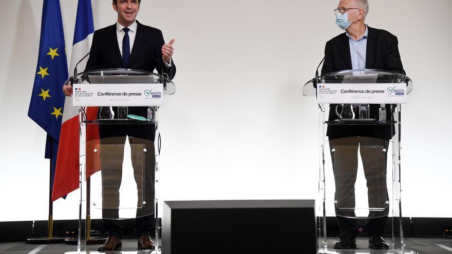 El Gobierno francés descarta espaciar al máximo la segunda dosis de Pfizer