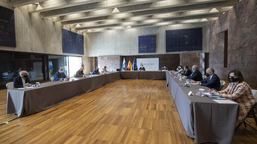 El Gobierno  de Canarias ejecuta 1.282 millones del Plan Reactiva Canarias en 2020, más del 100% del presupuesto inicial