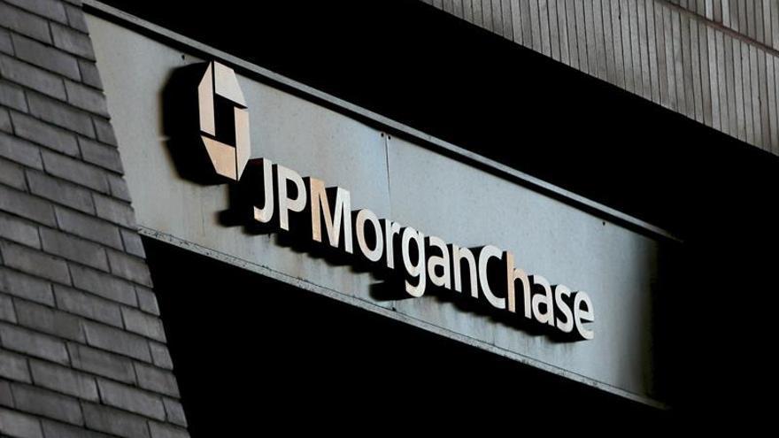 Los beneficios de JPMorgan Chase crecen un 26 por ciento entre enero y septiembre
