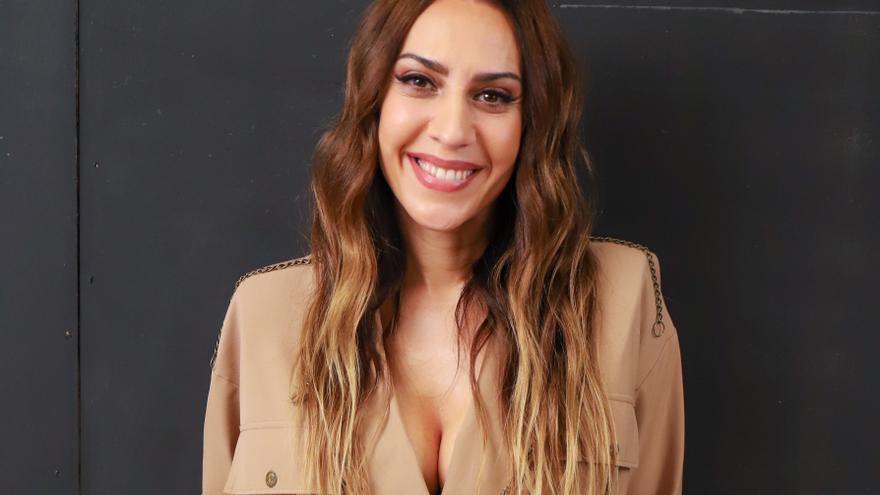 Archivo - Mónica Naranjo.
