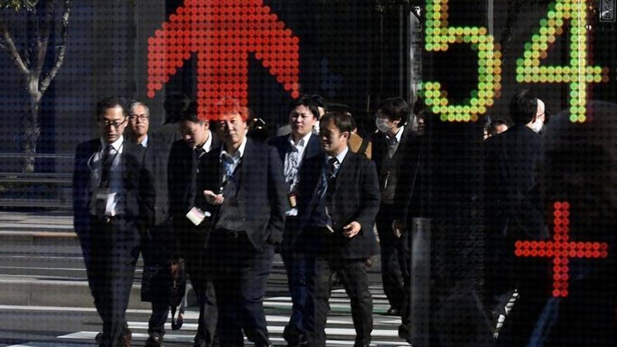 Tokio abre con un avance del 0,03 % hasta los 19.256,83 puntos